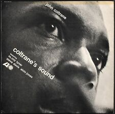 JOHN COLTRANE - Coltrane's Sound - RARE 1970 France LP