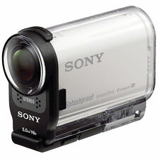 SONY HANDYCAM HDR-AS200V WATERPROOF ACTION CAMCORDER - ZEISS LENS