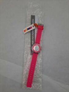 SKMEI Girls Watch Fashion Lovely Pink Watches Children Digital Wristwatch