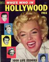 Marilyn Monroe on cover  Who's Who In Hollywood Magazine   + 9 more magazines