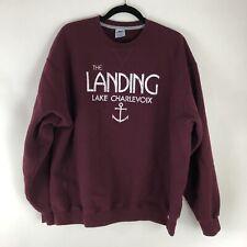 Gildan Sweatshirt - The Landing Charlevoix - Size XL