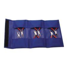 Canvas Tool Pouch, Blue, 6 Pouches   BAG-200.06