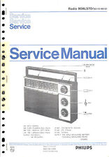 Philips Original Service Manual für 90 AL 570