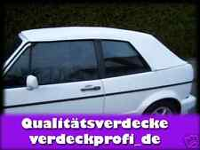 Original VW Golf 1 Roadster Convertible PVC beige incl. Instrucciones