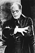 "New 5x7 Photo: Lon Chaney Sr. in Silent Film ""The Phantom of the Opera"""