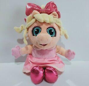 Disney Muppet Babies Miss Piggy 35cm Plush Toy - As New