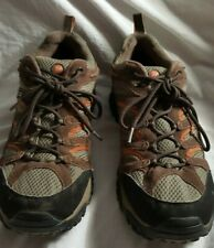 Merrell Moab  Ortholite Waterproof Trail Hiking Men's Shoes Size 14 Vibram Soles