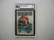 1953/54 PARKHURST NHL HOCKEY CARD #83 GEORGE GEE KSA 5 EX SHARP!! 53/54 PARKIE