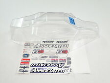 **NEW ASSOCIATED RC8B3.1 Body Clear + Decals RC8B3 ANnE