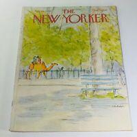 The New Yorker: August 13 1979 Full Magazine/Theme Cover James Stevenson