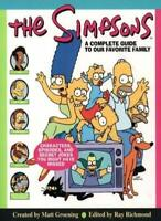 The Simpsons: A Complete Guide to Our Family Favourite By Matt Groening
