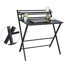 Folding Computer Desk Study Student Writing Table Office Workstation Furniture