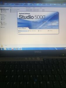 Industrial Automation PLC HMI Laptop Programming software Studio PRO 5000