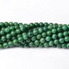 Streng 40+ Groen Afrikaanse Jade 8mm Rond Kralen CB39946-3