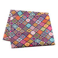 Set of 2 Geometric Handmade Turkish Kilim Cushion Cover with Tassel Multi Color