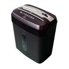 Aktenvernichter 8Blatt Papierschredder Schredder Reißwolf CrossCut CD Schredder