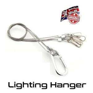Light Hanger Hydroponic Grow Indoor Growing - New Design - 320mm Drop