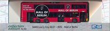 Rietze: Collectors Edition BVG Berlin / Mall of Berlin - MAN Lion´s City DL 07