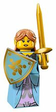 LEGO ELF MAIDEN #15 Minifigure 71018 Series 17 NEW FACTORY SEALED Warrior