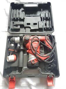 German Einhell SDS 3 Function Rotary Hammer Drill 900 Watt 240 Volt
