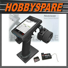 FlySky Noble Nb4 Touch Screen RC Radio 4ch W 2 Receivers Car Buggy Crawler