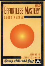 Kenny Werner: Effortless Mastery (2007, REGION 0 DVD New)