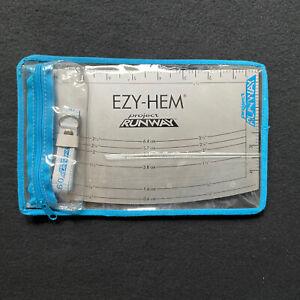 Dritz Easy-Hem Project Runway Measuring Set