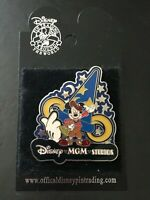 Disney Trading Pin MGM studios mickey mouse director sorcerer apprentice hat WDW