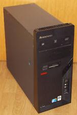 IBM M58 PC Computer Intel Core 2 Duo E8400 2x 3GHz 8GB DDR3 360GB DVDRW Win 10