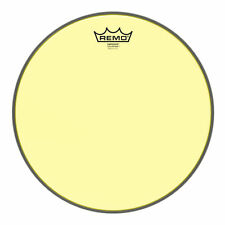 """Remo Emperor Colortone Yellow Drumhead 13"""""""