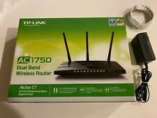 TP-LINK WiFi Router AC1750 Archer C7 Wireless Dual-Band Gigabit, Router-AC1750