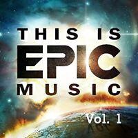 THIS IS EPIC MUSIC VOL.1  CD NEU