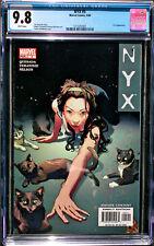 NYX #5 CGC 9.8