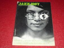 REVUE JAZZ-HOT / N°279 JANVIER 1972  B.B.KING, DEWEY REDMAN, SUN RA, CHARL.HADEN