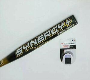 Easton Synergy + Power Slowpitch Softball Bat 34/26 SCN10BH Brett Helmer w/Grip