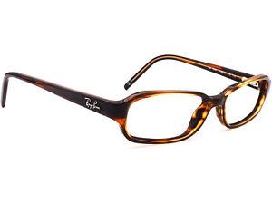 Ray Ban Eyeglasses RB 5084 2193 Tortoise Brown Oval Frame 51[]15 135