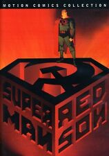 Superman: Red Son - Motion Comics Collection (2010, DVD NUOVO) DVD-R (REGIONE 0)