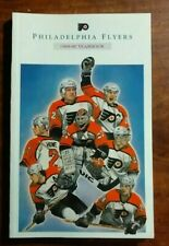 1989-90 Philadelphia Flyers yearbook - 8x5 nice condition, see pictures