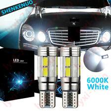 Für Mercedes E-Klasse w211 w212 - 2X Led-Lampen Nachtlichter/-leuchten Position