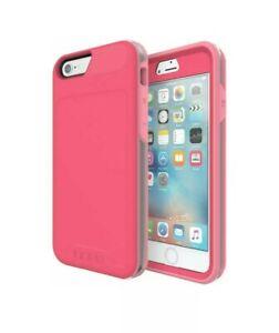 Pink Incipio Performance iPhone 6 iPhone 6s Hard Case Defender w/ Belt Clip New