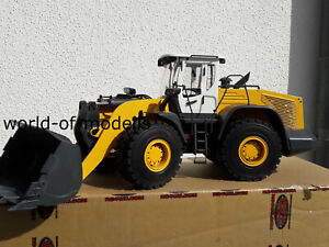 RC4WD Radlader 870K Liugong Earthmover Wheel Loader Yellow/White 1:14 New Ob