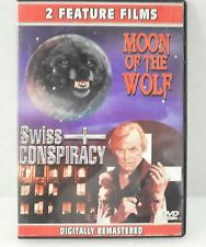 Moon Of The Wolf, Swiss Conspiracy DVD Movie