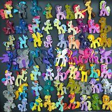 lot of 20 Pcs my little pony figure toys 3 princess +6 protagonist+11 pony MLP
