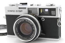 【Excellent+++++】 Olympus 35 SP 35mm Rangefinder Film Camera from Japan-#1906