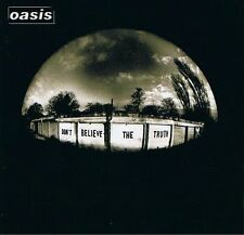 OASIS Don't Believe The Truth CD Album Helter Skelter HES 520149 2 2005