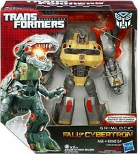 Transformers Generations Fall of Cybertron Grimlock Voyager Action Figure