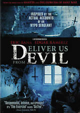Deliver Us From Evil (DVD, 2014) Eric Bana, Edgar Ramirez  ***Brand NEW!!***