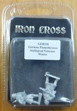Great Escape Games: Iron Cross: German Stalingrad Vet. Flamethrower–(Ger118)(2)