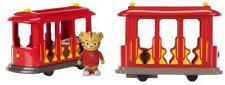 Daniel Tiger's Neighborhood Trolley with Tiger Figure