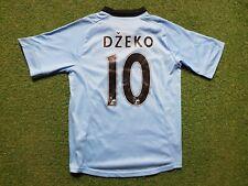 Manchester City Football Shirt S 2012 2013 Umbro Jersey Trikot Etihat Dzeko